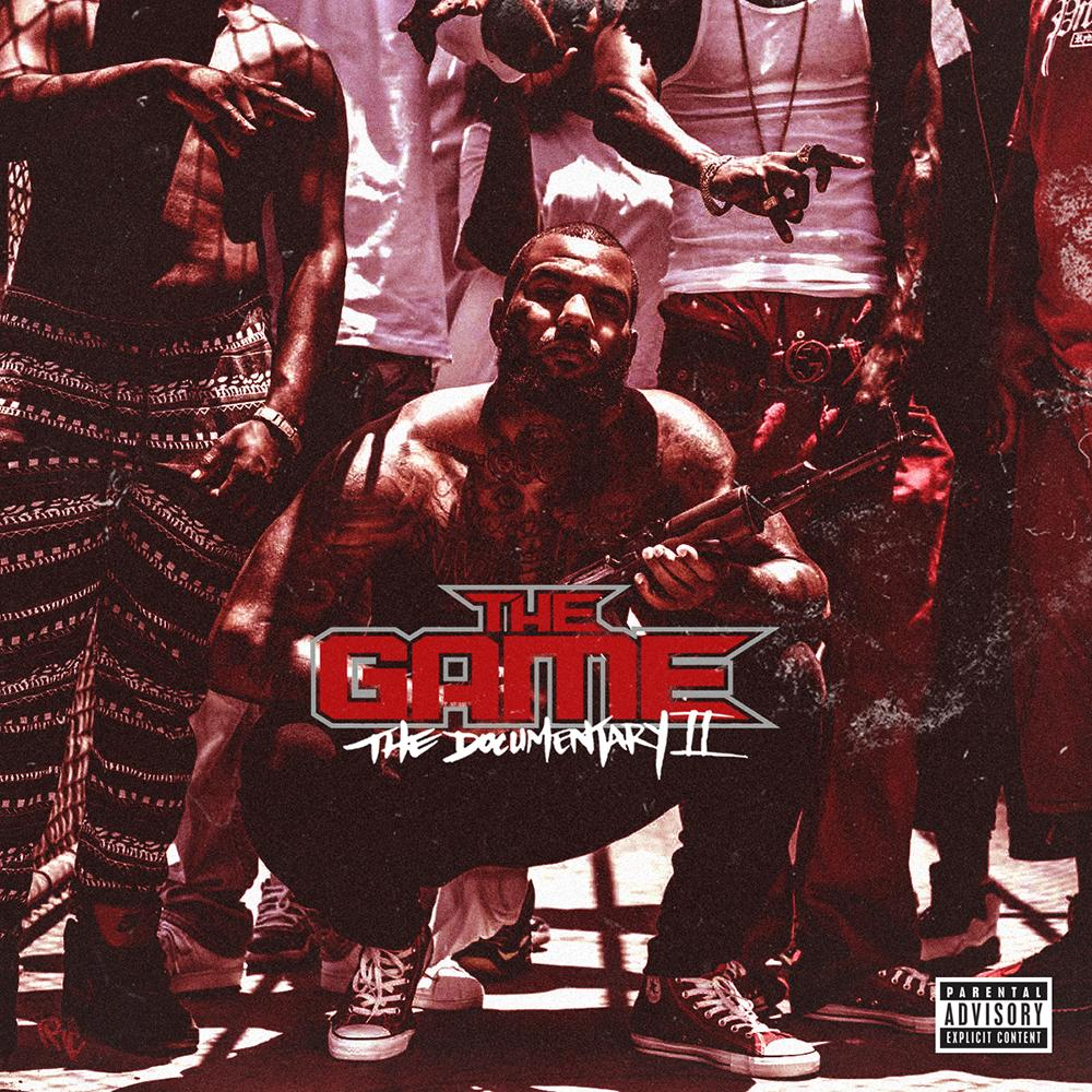 The Game Documentary 2 Album Cover