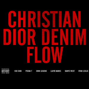 Christian Dior Denim Flow