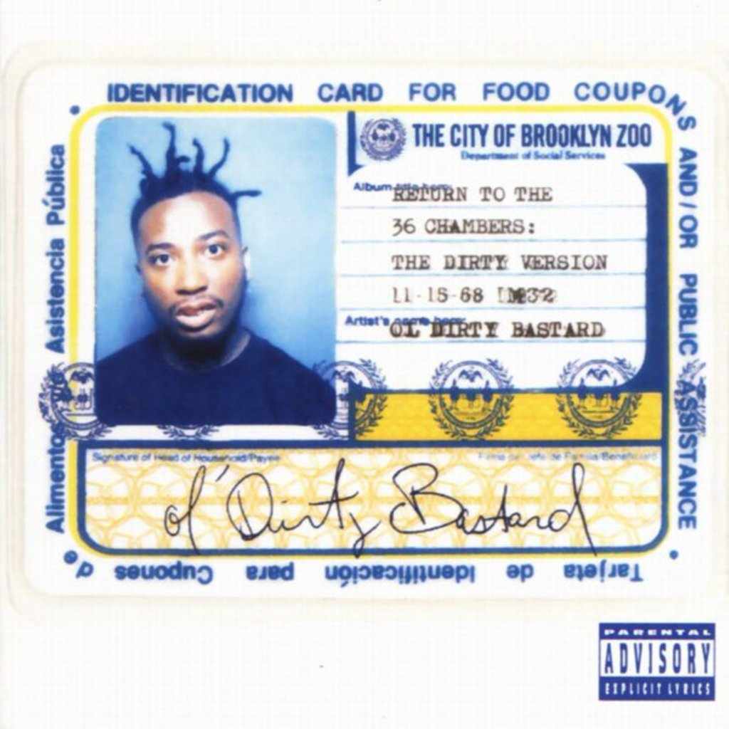 Album Review | Ol' Dirty Bastard – Return To The 36 Chambers
