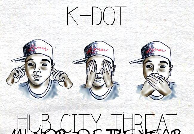Half-Assed Mixtape Review | K-Dot – Hub City Threat: Minor of the