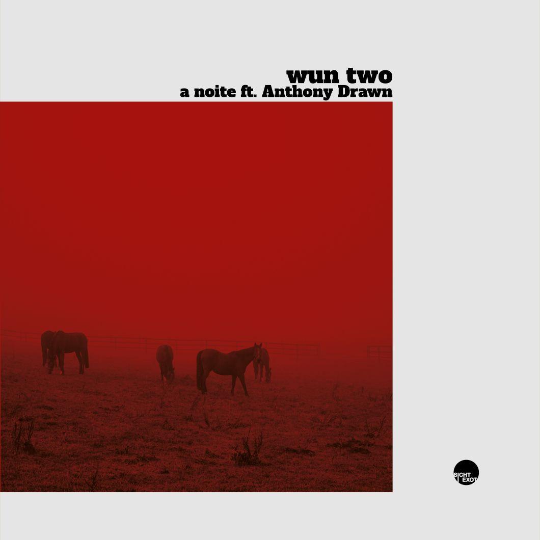a noite feat Anthony Drawn (o cavalo vermelho)